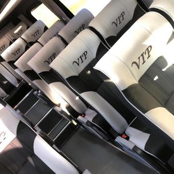 """Keleivių pervežimas ( mikroautobusų nuoma) / Mikroautobusų Nuoma, UAB """"Važiuok"""" / Darbų pavyzdys ID 641521"""