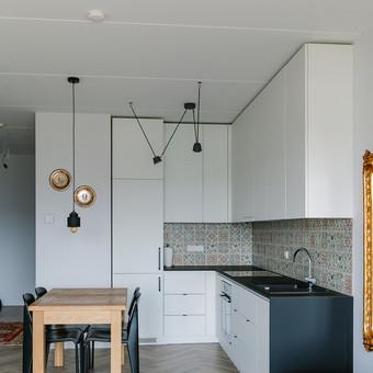 Virtuvės ir kitų nestandartinių baldų gamyba / HINDY / Darbų pavyzdys ID 641543