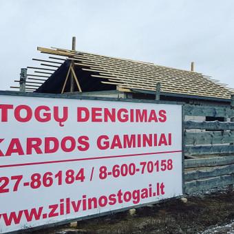 Stogų dengimas, stogdengiai / Zilvinas Mazaliauskas / Darbų pavyzdys ID 641709