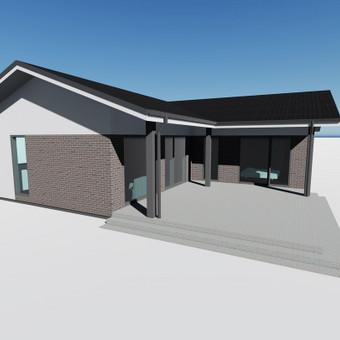 Architektas, projektavimas / Laura / Darbų pavyzdys ID 641795