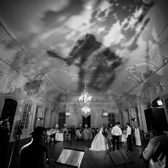 DUCKY DONE projektai stilingoms šventėms: Rundalės rūmai, Latvija