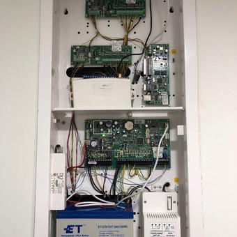 Kokybiška elektros ir signalizacijos instaliacija / UAB / Darbų pavyzdys ID 643407
