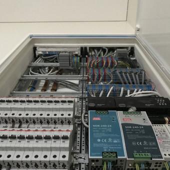 Kokybiška elektros ir signalizacijos instaliacija / UAB / Darbų pavyzdys ID 643383