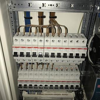 Kokybiška elektros ir signalizacijos instaliacija / UAB / Darbų pavyzdys ID 643385