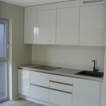 """Virtuvės baldai. Vonios baldai. Akmuo. UAB """"Forestė"""" / Dizainerė Audronė Baldai-Interjeras / Darbų pavyzdys ID 643799"""
