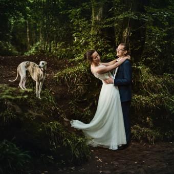 Fotografuoju vestuves visoje Lietuvoje. / Karolis Loda / Darbų pavyzdys ID 84858