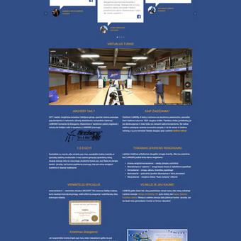 Internetinių svetainių ir el. parduotuvių kūrimas / Marius Zienius / Darbų pavyzdys ID 644149