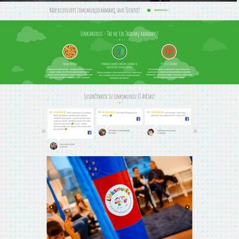Internetinių svetainių ir el. parduotuvių kūrimas / Marius Zienius / Darbų pavyzdys ID 644151