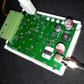 Apsaugos, elektros, video stebėjimo sistemos / UAB / Darbų pavyzdys ID 644303