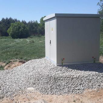 Lauko ir vidaus elektros darbai, varžų matavimai / Vytmarca / Darbų pavyzdys ID 644841
