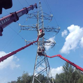Lauko ir vidaus elektros darbai, varžų matavimai / Vytmarca / Darbų pavyzdys ID 644843