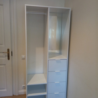 Ikea baldų surinkimas Jūsų darbe, biure, sodyboje