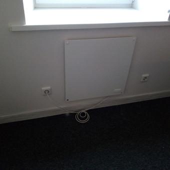 Elektrinių radiatorių kabinimas Jūsų biure, namuose, sodyboje
