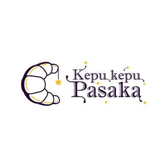 Kepu kepu Pasaką - kepyklėlės logotipas      Logotipų kūrimas - www.glogo.eu - logo creation.