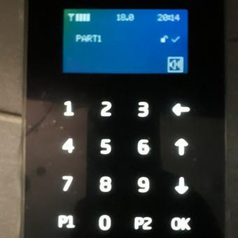 Apsaugos, elektros, video stebėjimo sistemos / UAB / Darbų pavyzdys ID 645765