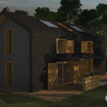 Architektas Aidas Bumbulis. Visos projektavimo paslaugos. / Aidas Bumbulis / Darbų pavyzdys ID 646529