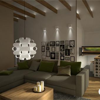 Architektas Aidas Bumbulis. Visos projektavimo paslaugos. / Aidas Bumbulis / Darbų pavyzdys ID 646571
