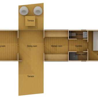 Architektas Aidas Bumbulis. Visos projektavimo paslaugos. / Aidas Bumbulis / Darbų pavyzdys ID 646593