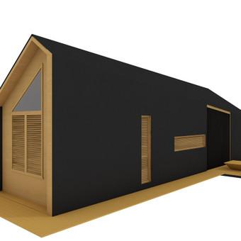 Architektas Aidas Bumbulis. Visos projektavimo paslaugos. / Aidas Bumbulis / Darbų pavyzdys ID 646603