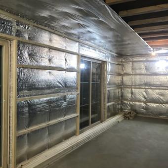 Individualių namų statyba.Karkasinių namų statyba. / Remigijus Valys / Darbų pavyzdys ID 647131