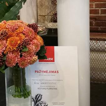 a.DoNa gėlės | floristikos studija / a.DoNa gėlės | floristikos studija / Darbų pavyzdys ID 647519