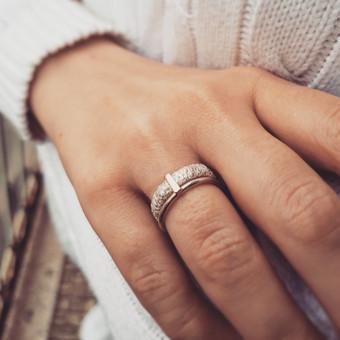 moov jewelry papuošalai iš sidabro, aukso / Vlada D. / Darbų pavyzdys ID 647733