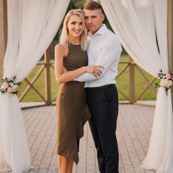 ViskasDeco - Vestuvių planavimas/Dekoras / Rita Bukantė / Darbų pavyzdys ID 648739