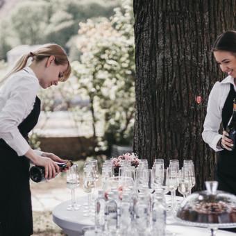 Šventė Stilingai - vaišių/šampano staliukas + aptarnavimas / Gabrielė Venckūnaitė / Darbų pavyzdys ID 649149