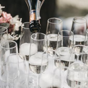 Šventė Stilingai - vaišių/šampano staliukas + aptarnavimas / Gabrielė Venckūnaitė / Darbų pavyzdys ID 649153