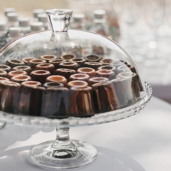 Šventė Stilingai - vaišių/šampano staliukas + aptarnavimas / Gabrielė Venckūnaitė / Darbų pavyzdys ID 649159
