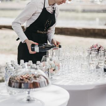 Šventė Stilingai - vaišių/šampano staliukas + aptarnavimas / Gabrielė Venckūnaitė / Darbų pavyzdys ID 649161