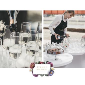 Šventė Stilingai - vaišių/šampano staliukas + aptarnavimas / Gabrielė Venckūnaitė / Darbų pavyzdys ID 649163