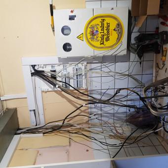Vaizdo stebėjimo, pastatų apsaugos ir elektros montavimas / Virgilijus / Darbų pavyzdys ID 650233