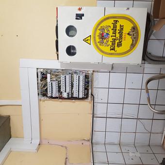 Vaizdo stebėjimo, pastatų apsaugos ir elektros montavimas / Virgilijus / Darbų pavyzdys ID 650235