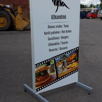 Reklamos gamyba / Matas Melenis / Darbų pavyzdys ID 85485