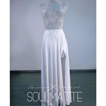 Proginių drabužių siuvimas, vestuviniai sijonai.