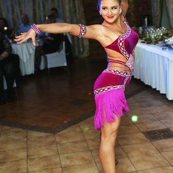 Šokiai, Šokių pamokos, Vestuvinis šokis, Šou, / ŠOKIO MAGIJA / Darbų pavyzdys ID 651639