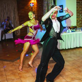 Šokiai, Šokių pamokos, Vestuvinis šokis, Šou, / ŠOKIO MAGIJA / Darbų pavyzdys ID 651643