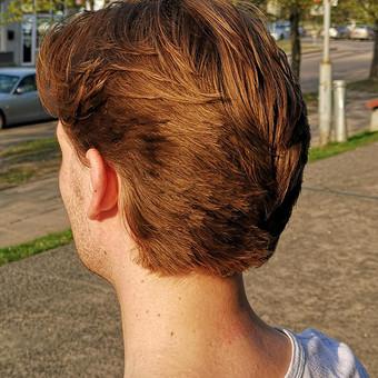Vyrų kirpėjas - barzdaskutys / Arnoldas Stančikas / Darbų pavyzdys ID 653825