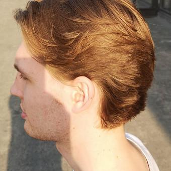 Vyrų kirpėjas - barzdaskutys / Arnoldas Stančikas / Darbų pavyzdys ID 653829