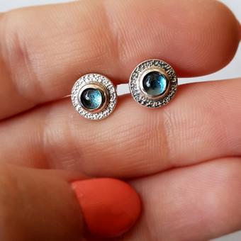 moov jewelry papuošalai iš sidabro, aukso / Vlada D. / Darbų pavyzdys ID 654221