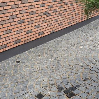 Akmens mūro darbai, Šlaitų ir pakrančių tvirtinimas,Gabion / Saulius / Darbų pavyzdys ID 655231