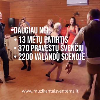Renginių vedėjas-muzikos atlikėjas-DJ! / Alvydas Paškevičius / Darbų pavyzdys ID 655605