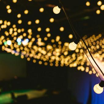 Lempučių girliandų nuoma vestuvėms ir kt. šventėms. / Ponas Edisonas / Darbų pavyzdys ID 85944
