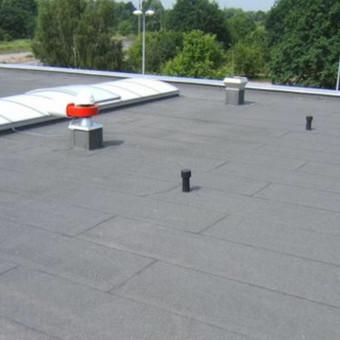 Bituminiai prilydomi stogai, šiltinimas skardų lankstimas / UAB Raistata / Darbų pavyzdys ID 656221