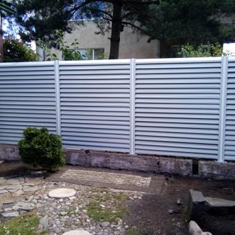 Bituminiai prilydomi stogai, šiltinimas skardų lankstimas / UAB Raistata / Darbų pavyzdys ID 656339