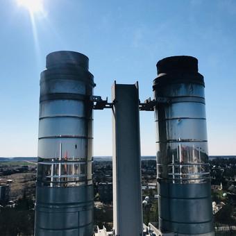 valome pramoninius kaminus visoje Lietuvoje