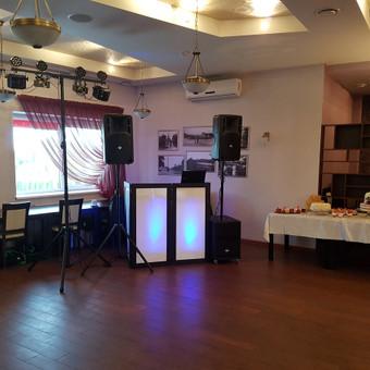DJ ir Renginių vedėjų paslaugos / Dmitrij / Darbų pavyzdys ID 657269