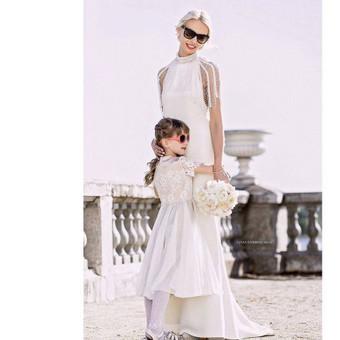 Vestuvinių suknelių siuvimas, prancūziški nėriniai, audiniai / Reda / Darbų pavyzdys ID 657951