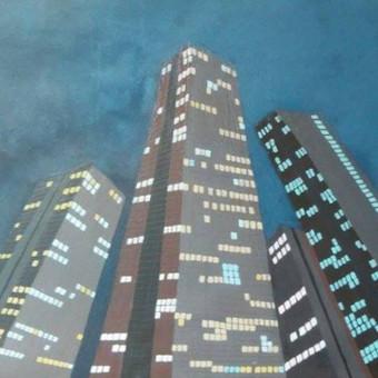 Parduodu tapytus savo paveikslus / Vilija Brazdeikienė / Darbų pavyzdys ID 658101